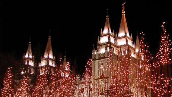 Salt Lake Christmas Lights Jazz Up the Holidays